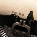What to do when you've finished the First Draft