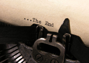 The  End is just the beginning (Image via Bigstock)