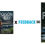Book covers: Processing feedback