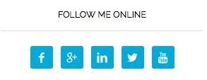 social profiles
