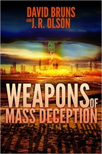 David's book Weapons of Mass Deception is selling well in paperback.