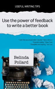 Book cover: Use the Power of Feedback to Write a Better Book. Clicking on the cover will take you to an information page about the book.